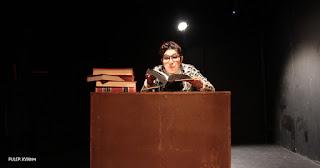Foto 3 La Profesora Rosalba Scholasticus 2019 | Teatro Ditirambo