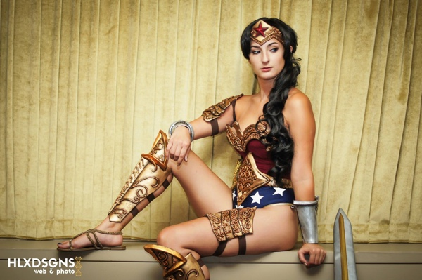 Fetish wonder woman