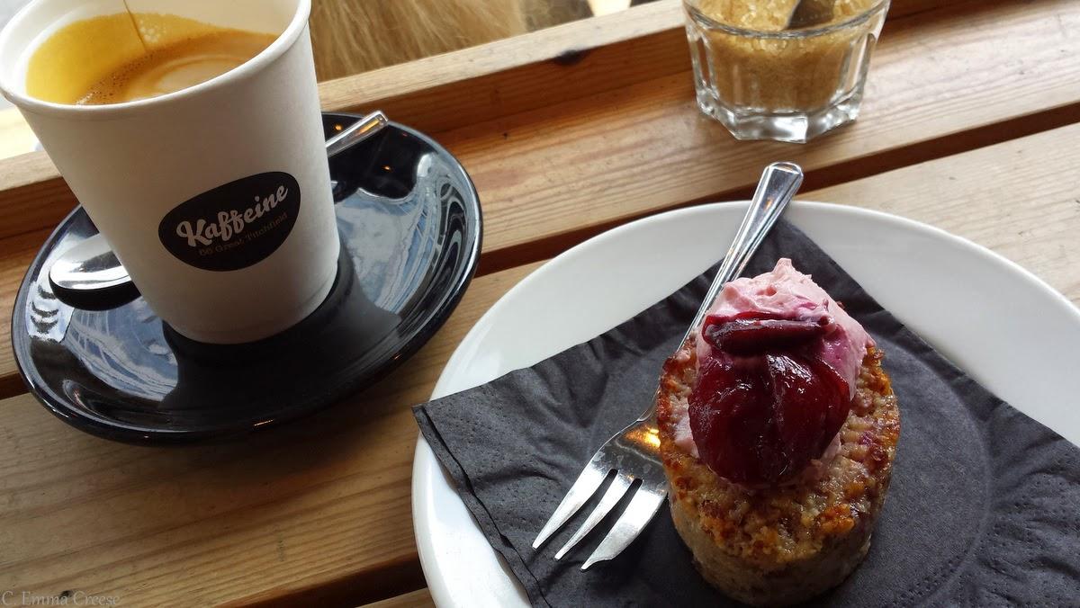 Kaffeine - Coffee, coffee, coffee secrets of Oxford Circus