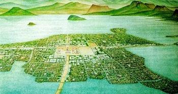 Berita Misteri - Harta Montezuma Dan Tenochtitlan
