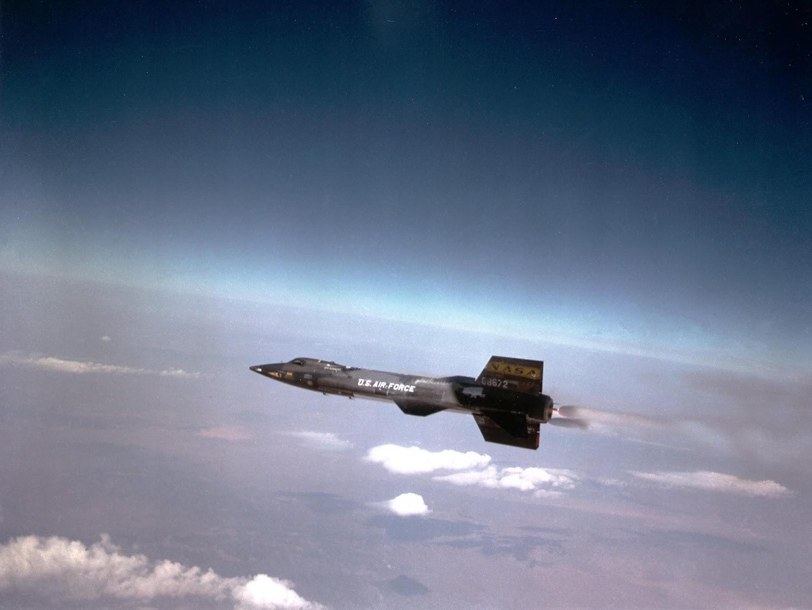 NASA Armstrong Fact Sheet X15 Hypersonic Research