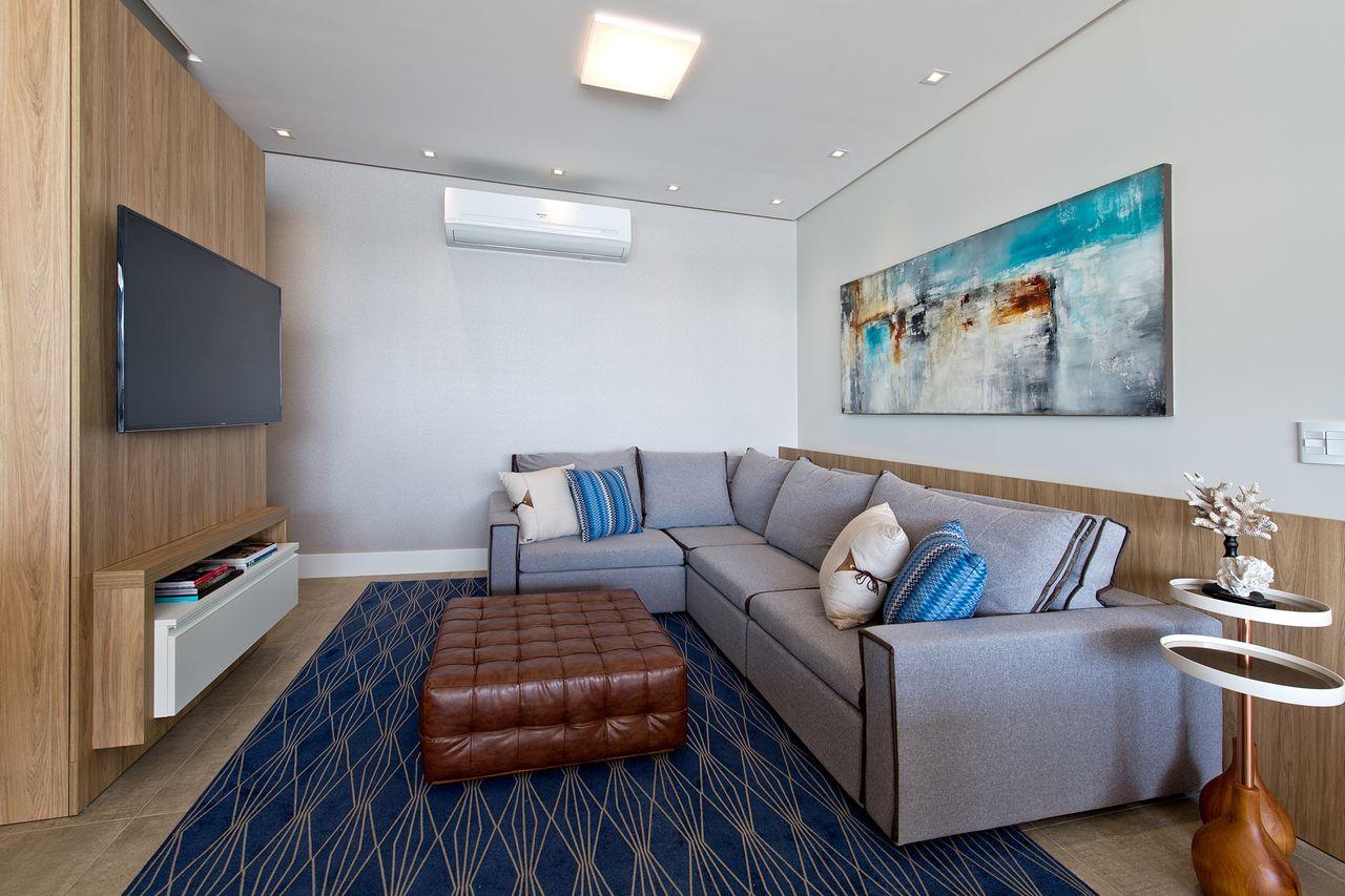 Decoração: salas com sofá de canto! - Jeito de Casa - Blog ...