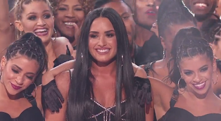 Demi Lovato - (American Music Awards) Performance