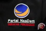 Inisiator Mundur, Nasdem Deklarasi Jadi Partai