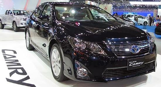 All New Camry Harga Agya Trd S 2018 Daftar Mobil Toyota Terbaru 2017 Indonesia Informasi
