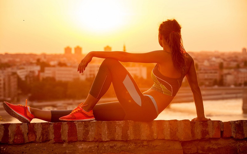Spor Salonuna Gitmeden Egzersiz Yapmanin 7 Yolu