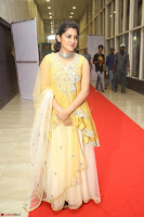 Nivetha Thamos in bright yellow dress at Ninnu Kori pre release function ~  Exclusive (24).JPG