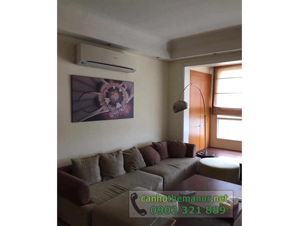 The Manor 1 Ho Chi Minh cho thuê căn hộ 2 phòng ngủ - hình 6
