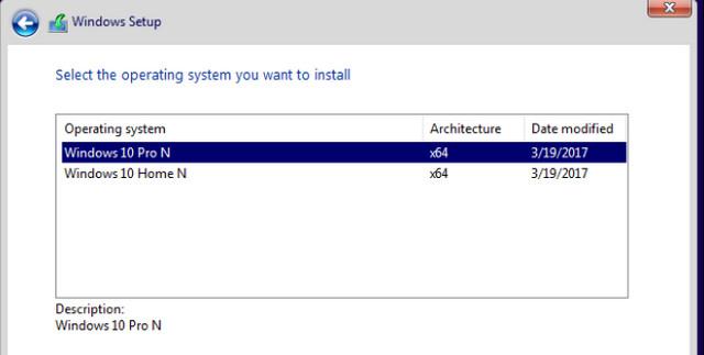 ما الفرق بين  إصدارات ويندوز 10 N وويندوز 10 KN