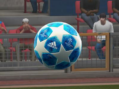 PES 2013 Balls Adidas UEFA Champions League 2018/2019 by M4rcelo