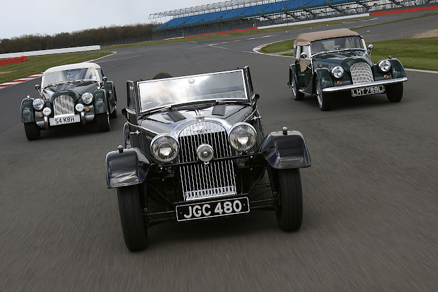 Morgan will be celebrating 80 years of 44 production