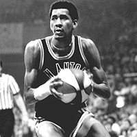 April 27—George Gervin