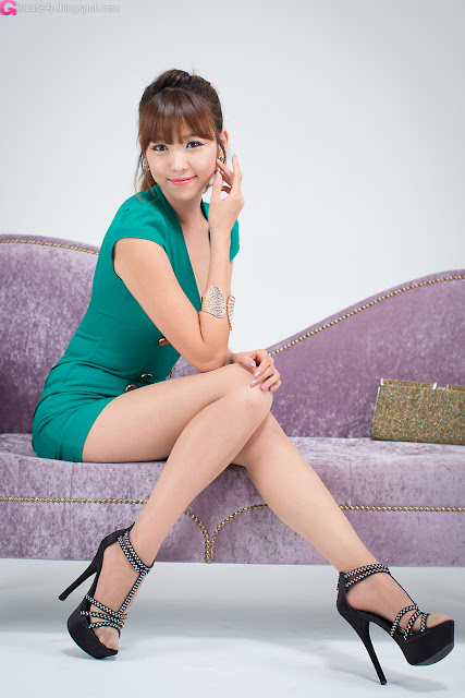 Cute Asian Girl Sexy Office Lady - Lee Eun Hye-3319