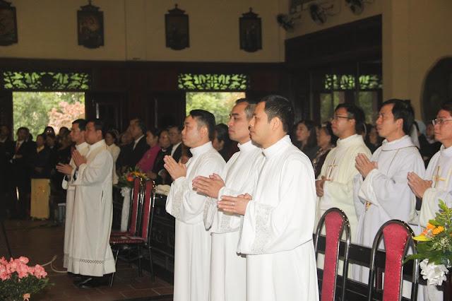 Lễ truyền chức Phó tế và Linh mục tại Giáo phận Lạng Sơn Cao Bằng 27.12.2017 - Ảnh minh hoạ 101