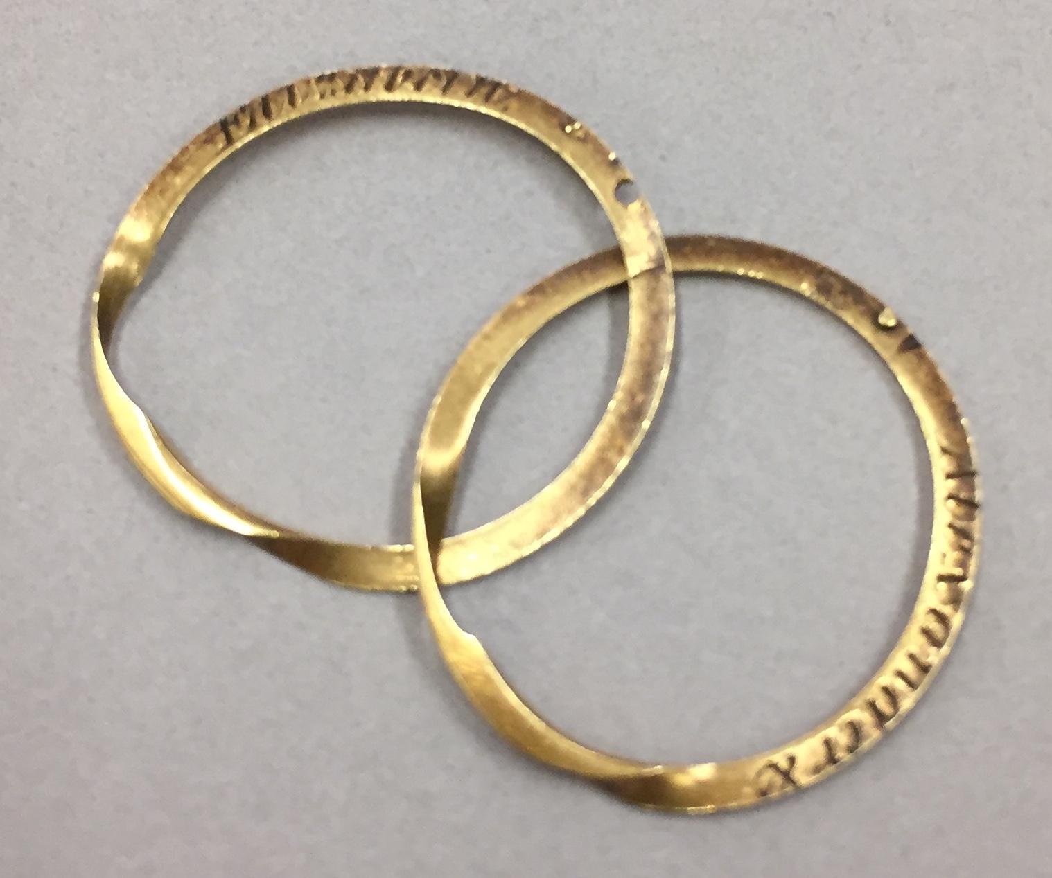 Two Nerdy History Girls The Wedding Ring that Alexander Hamilton
