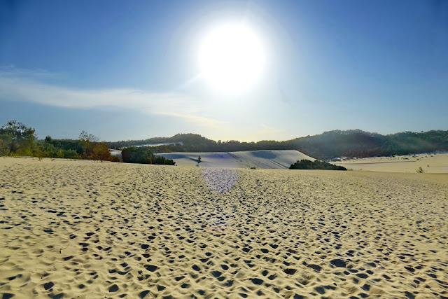 Sand Sanddünen Desert Wüste Moreton Island