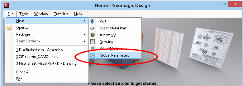 Geomagic Design 2015 (v17) Released, 32 Bit Support by Special