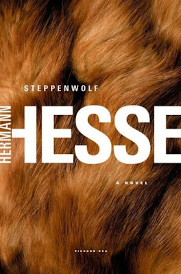 Steppenwolf by Hermann Hesse - book cover