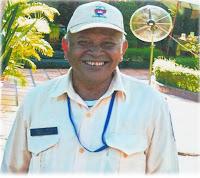 Mr. Serei est un guide français au Cambodge depuis plus de 20 ans