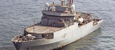 Κίνηση που μπορεί να εκνευρίσει τη Ρωσία: Η Βρετανία στέλνει στη Μαύρη Θάλασσα σκάφος υποβρύχιων ερευνών