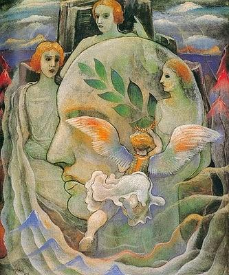 Glória do Artista - Guignard e suas pinturas ~ Pintor de Minas Gerais
