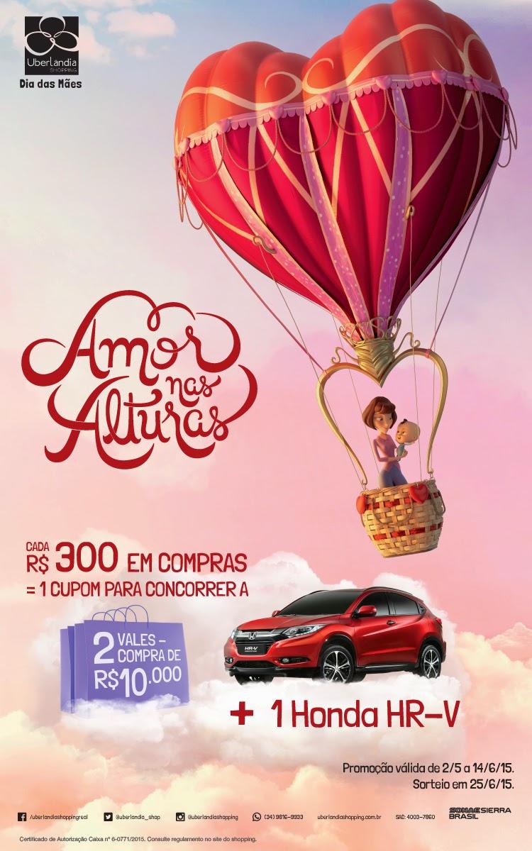 """Uberlândia Shopping lança campanha """"Amor nas Alturas"""" - Não Perde Não 63aab66c8f"""