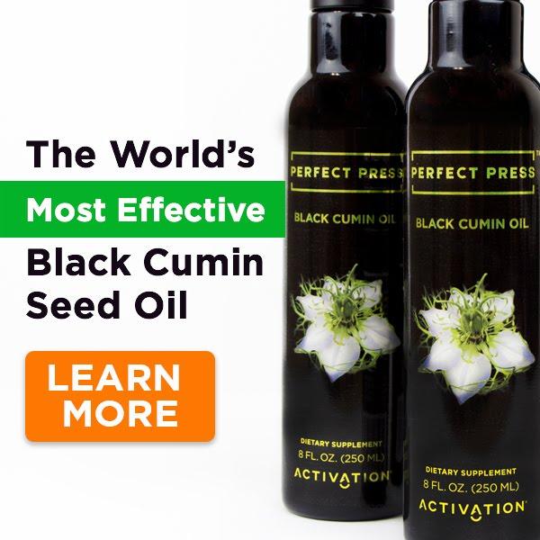 PERFECT PRESS BLACK SEED OIL
