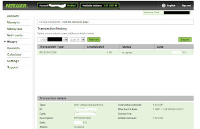 TUTORIAL] Getting PayPal Verified Account using Neteller - Gadgetzz