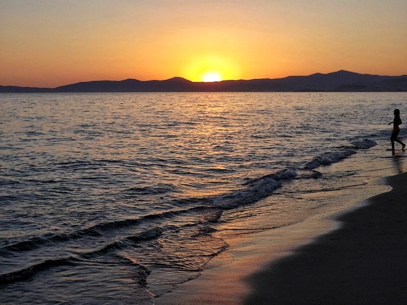 costa egea Turchia Gumuldur