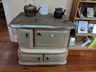 old stove