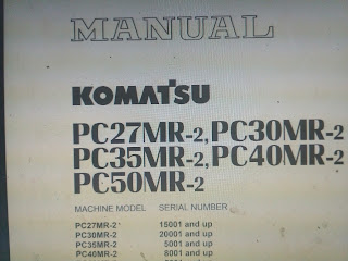 PC27MR-2 PC30MR-2 PC35MR-2 PC40MR-2 PC50MR-2