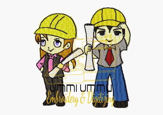 Ummi Ummu Handmade: Embroidery Design