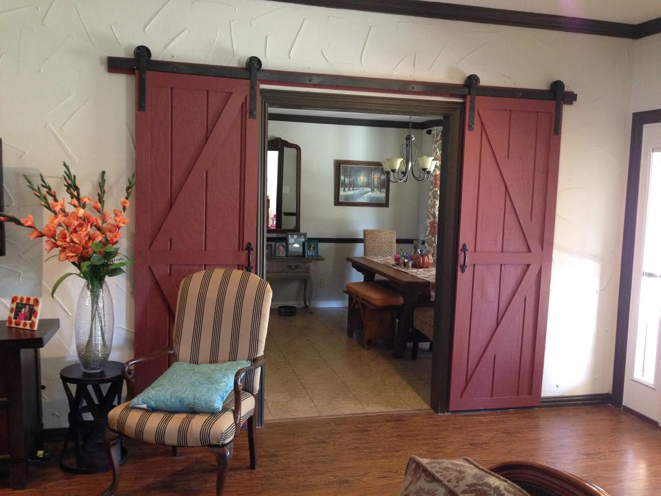 Wilker Do S Diy Sliding Barn Door