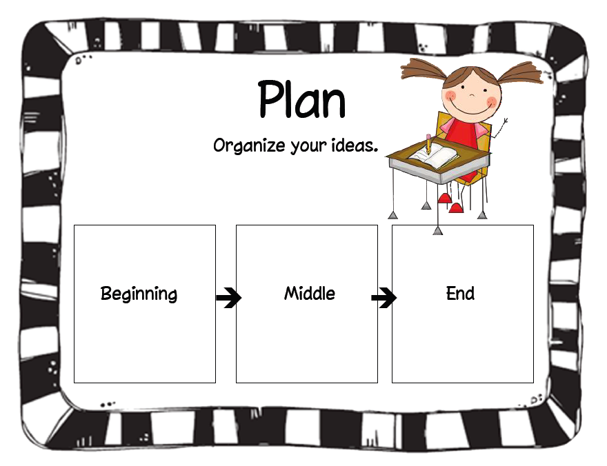 Finally in First: Narrative Elements FREEBIE