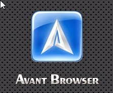 Avant Browser leveza