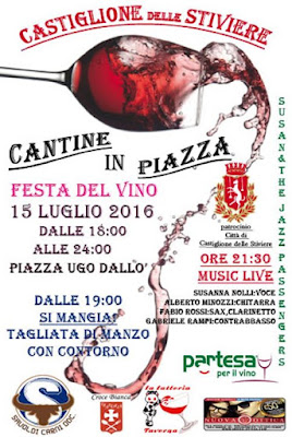 Festa del Vino Cantine in Piazza 15 luglio 2016