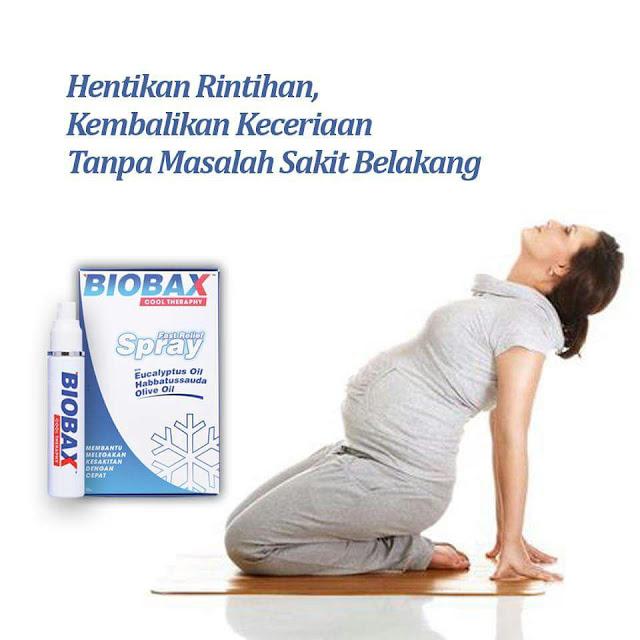 Tips Hilangkan sakit belakang dengan Biobax