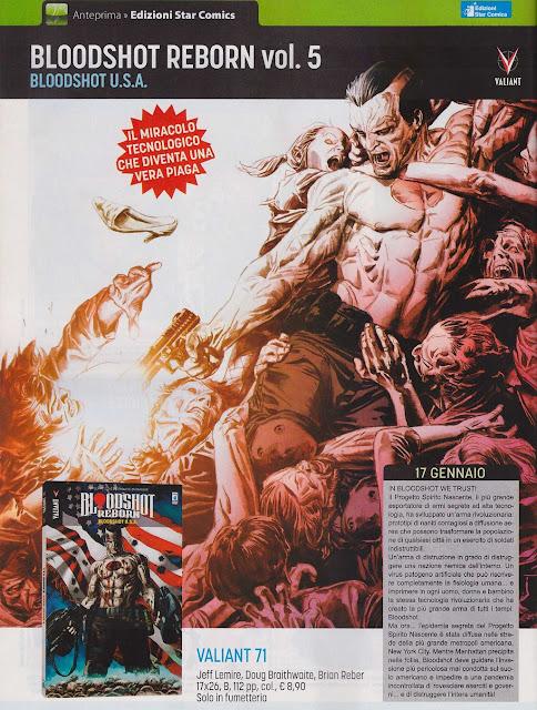 Bloodshot reborn #5