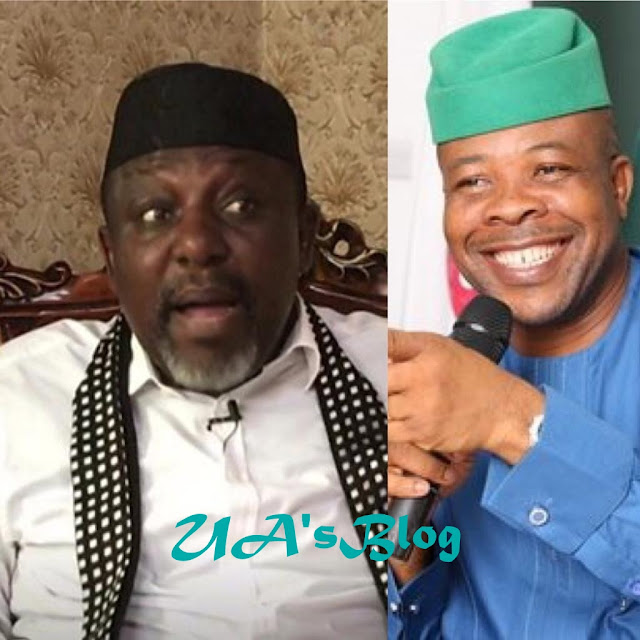 Alleged Withdrawals: I'm The Highest Property Owner In Imo And Abuja, Imo Doesn't Have Up To N17bn – Okorocha Tells Ihedioha