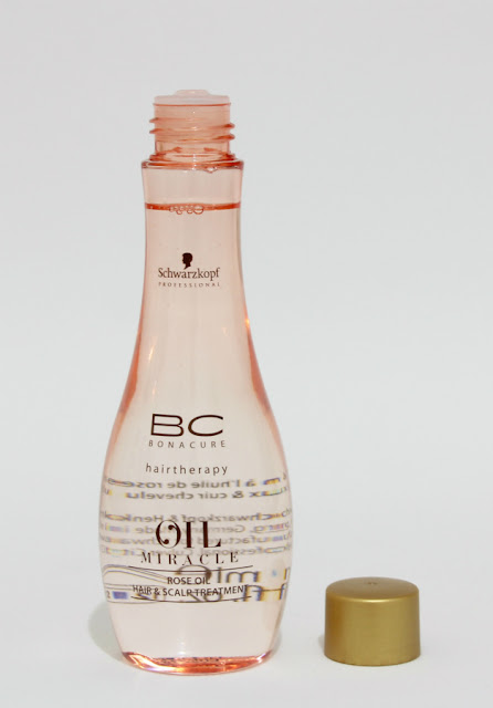 Fapex Schwarzkopf Professional BC Bonacure Oil Miracle Rose Oil