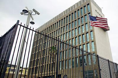 Sede de los Estados Unidos en La Habana