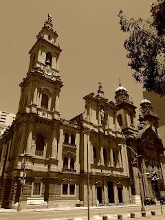 Torre da Antiga Catedral do Rio de Janeiro