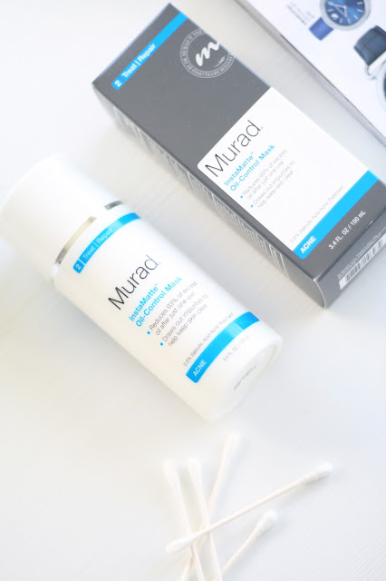 Murad, Acne products, review, skincare