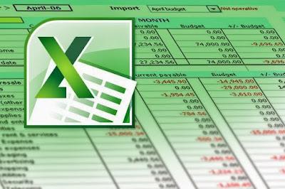 Cara merubah pemisah format .CSV di Excel