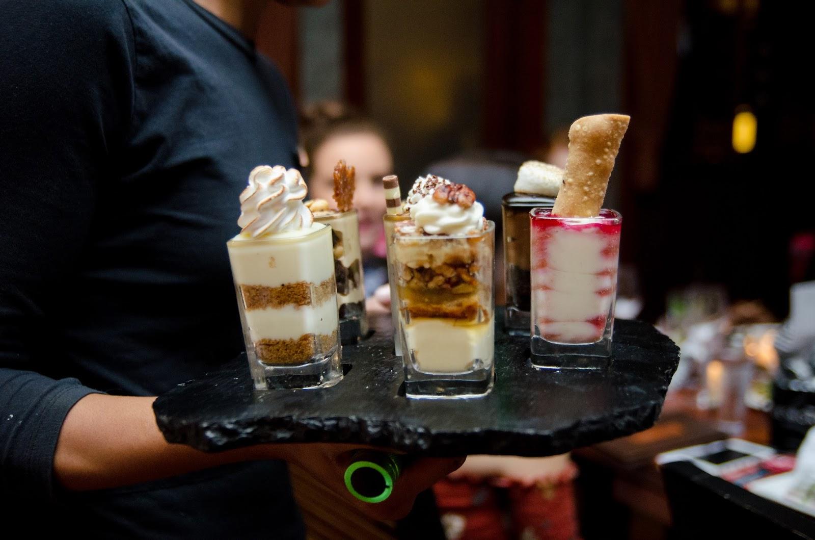 Studio 52 Desserts