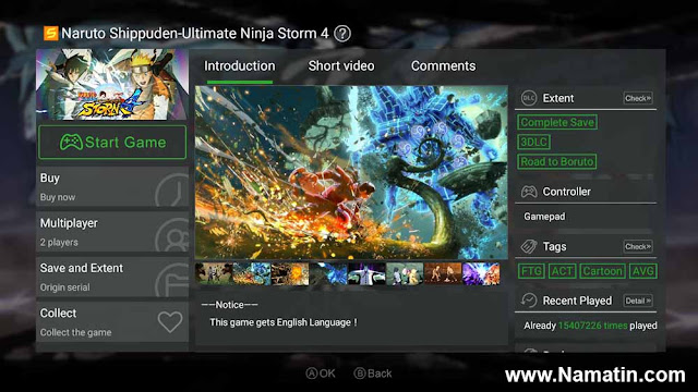 emulator xbox android
