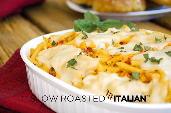 http://communitytable.com/26617/donnaelick/the-30-minute-cheesy-chicken-pasta-bake/