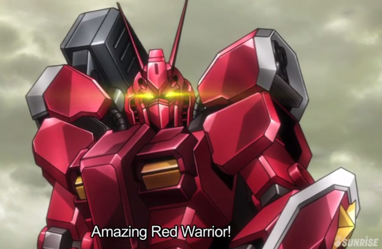 Resoconto GUNDAM BUILD FIGHTERS TRY 12