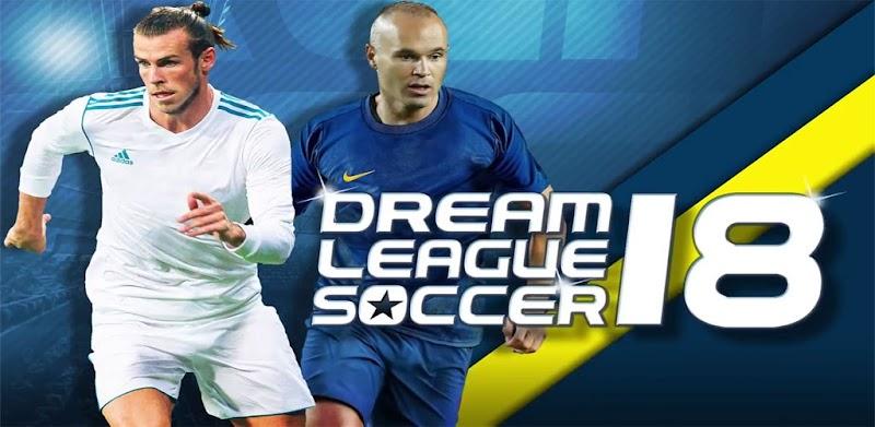 Dream League Soccer 2018 – APK MOD HACK – Dinheiro Infinito