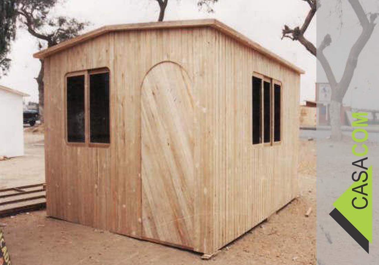 Casacom venta fabricacion de casetas para obra en lima peru for Kioscos prefabricados de madera